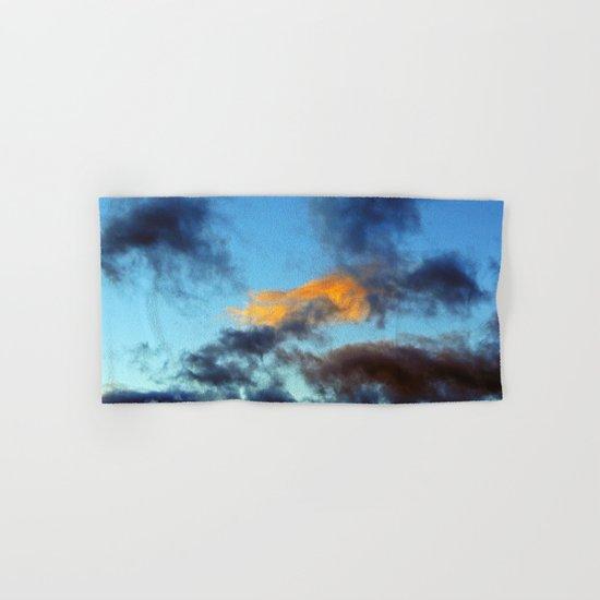 Fishy Cloud Glows in the Sky Hand & Bath Towel