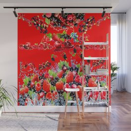 detoxify your heart Wall Mural