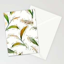 Milk tea Stationery Cards