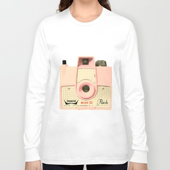 Think Pink Long Sleeve T-shirt