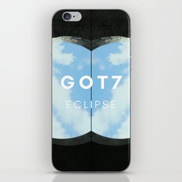 eclipse iPhone Skin