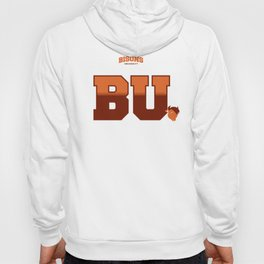 Official Bisons Ultimate alternate logo gears Hoody