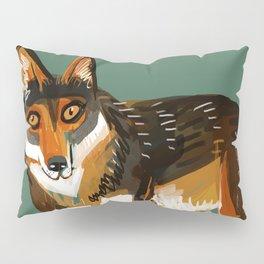 Atlas or Egyptian wolf Pillow Sham