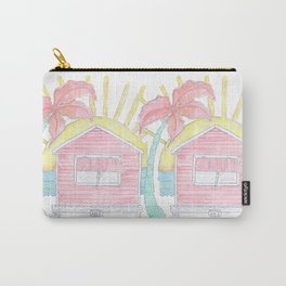 Beach Shack Vibes Carry-All Pouch