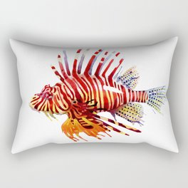 Lionfish Rectangular Pillow