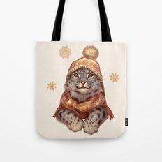 Beanie Weather Tote Bag