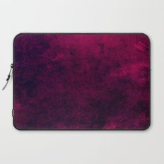 Grunge Pink Laptop Sleeve