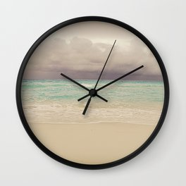 Coming Storm Wall Clock