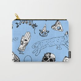 pattern witchcraft Carry-All Pouch