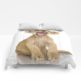Lion cub Comforters