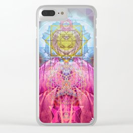 The Last Mind Bender Clear iPhone Case