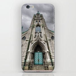 Faith and Architecture in Chicago iPhone Skin