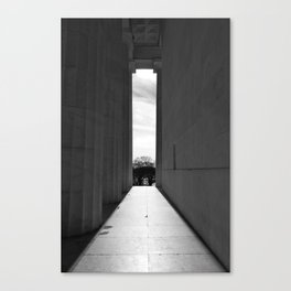 Lincoln Memorial IV Canvas Print