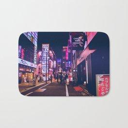 Tokyo  Dreams 東京夢 Bath Mat