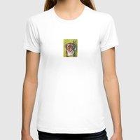 jasmine T-shirts featuring Jasmine by Lindsay Larremore Craige