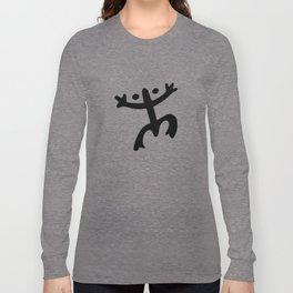 Coqui Taino Long Sleeve T-shirt