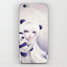 Panda: Protection Series iPhone & iPod Skin