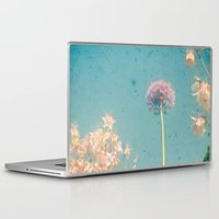 garden Laptop & iPad Skins featuring Garden by Cassia Beck