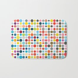 Tangled Up In Colour Bath Mat