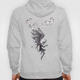 Idle Hands Are The Devil's Playthings Hoody