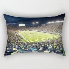 Autzen Stadium Rectangular Pillow