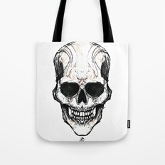 Skully #1 Tote Bag