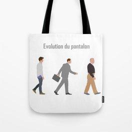 Évolution Tote Bag