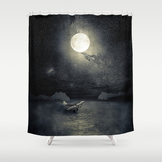 Chapter V Shower Curtain