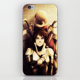 Serai - Father and Son iPhone Skin