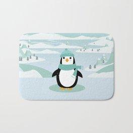 AFE Winter Penguin Bath Mat