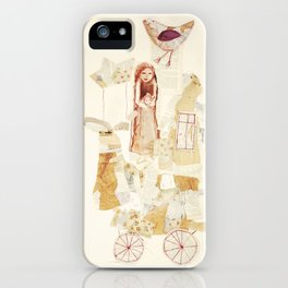 Harmonie-Transport iPhone Case