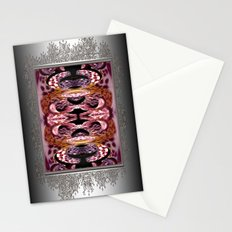 Empress Abstract Stationery Cards
