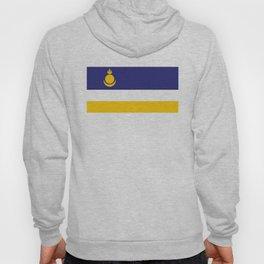 buryatia flag Hoody