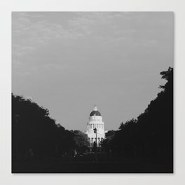Capitol Building Canvas Print