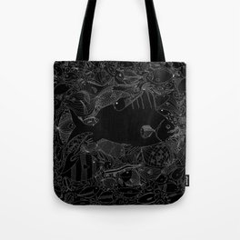 The Invisible Tote Bag