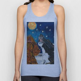 The Moon Dog Singers Unisex Tank Top