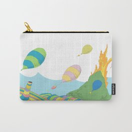 oh the places you'll go .. dr seuss Carry-All Pouch