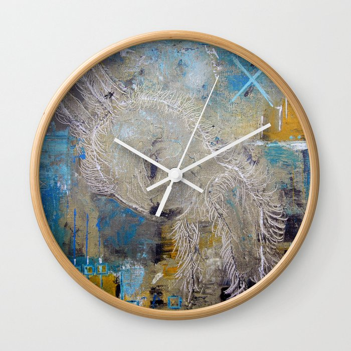 Out Of Carrots Wall Clock