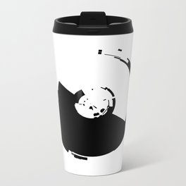 Ying Yang 2014 Metal Travel Mug