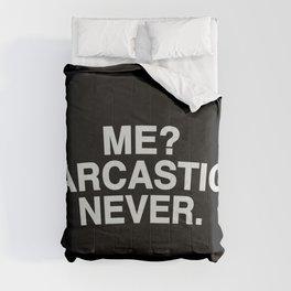 sarcasm Comforters