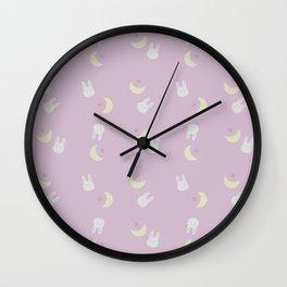 Usagi Duvet Wall Clock