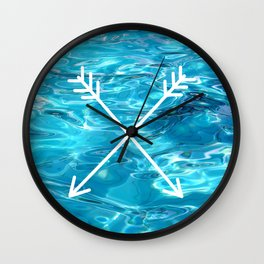Today is the oldest you've ever been, and the youngest you'll ever be again. Wall Clock