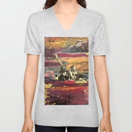 Reflected Glory Unisex V-Neck