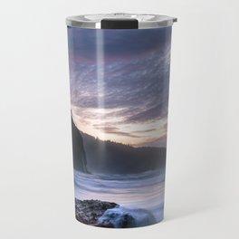 Cape Lookout Sunset Travel Mug