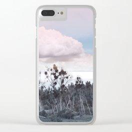 Landscape & Clouds II Clear iPhone Case