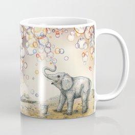 Elephant Bubble Dream Coffee Mug