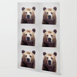 Bear - Colorful Wallpaper