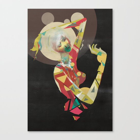 broken n.2 Canvas Print