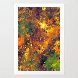 Abstract 98 Art Print
