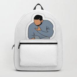 Drake Dancing Hip Hop Backpack